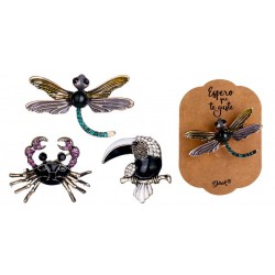 Broches animales 2069