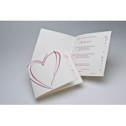 Invitaciones de boda 10050