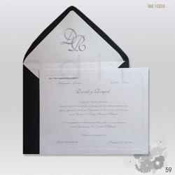 invitaciones de boda 10224