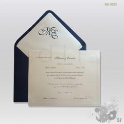 invitaciones de boda 10223