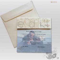 invitaciones de boda 10110