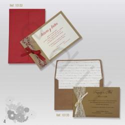 invitación de boda 10132
