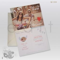 Invitación  de boda10102