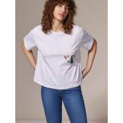 Camiseta Blanca Ref 20S222...